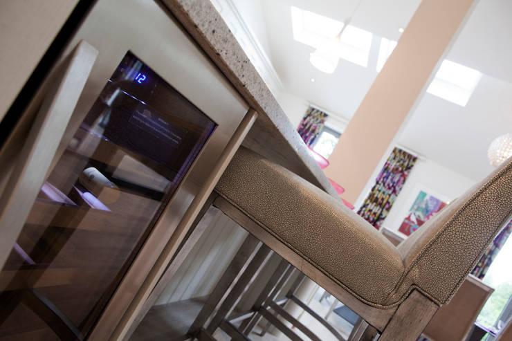 Bespoke Kitchen <q> The Staffordshire </q>:  Kitchen by G & R Furniture Limited