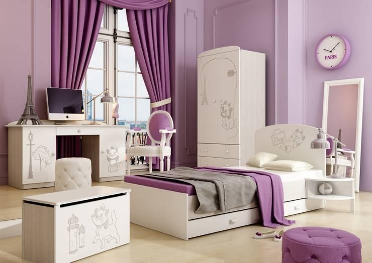 Kinderzimmer Marie:  Kinderzimmer von Möbelgeschäft MEBLIK