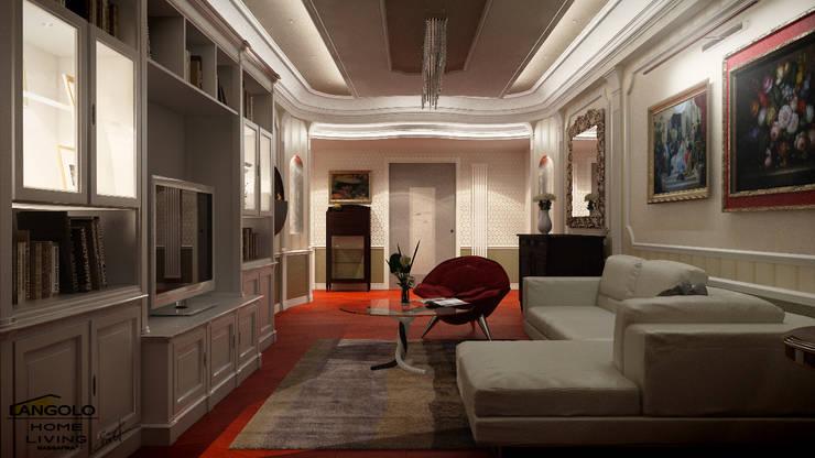 Soggiorno Luxury :  in stile  di FRANCKSONN HOME srls