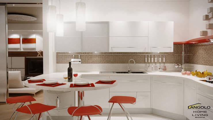 Cucina Sky: Cucina in stile  di FRANCKSONN HOME srls