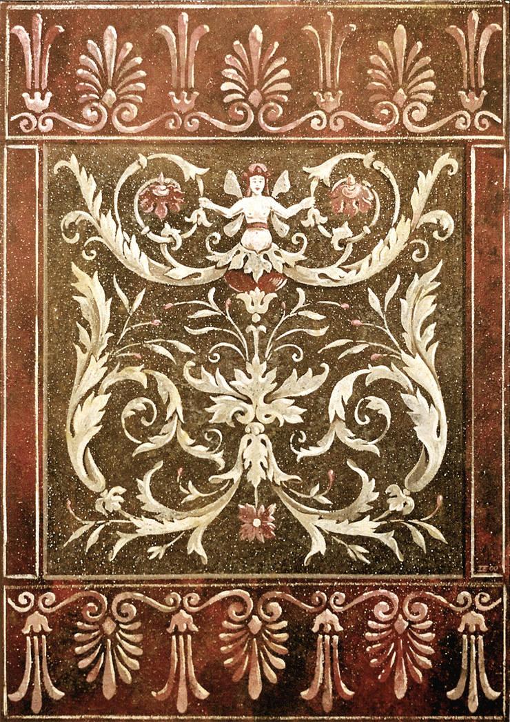 MODELLO PER CORSO DECORAZIONE:  in stile  di ITALIAN DECOR