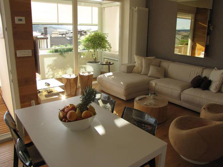 37 idee su come dividere sala da pranzo soggiorno e cucina - Sala cucina 25 mq ...