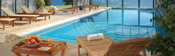 Climatización : Hoteles de estilo  por SPAC
