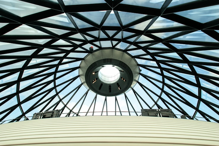 30 St Mary Axe London:   by Link Photographers