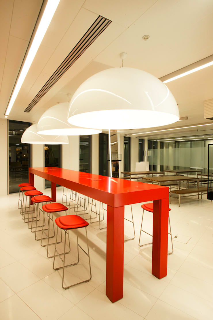 Rio Tinto :  Office buildings by Link Photographers