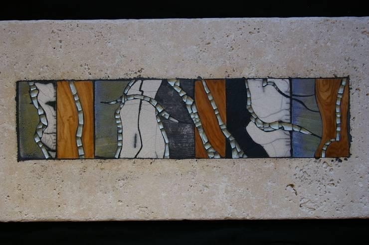 carreau décoratif:  de style  par CREDEMO (CREation DEcoration MOsaique