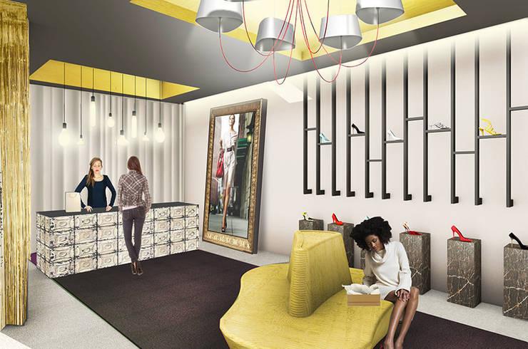 Deux visions pour un projet.:  de style  par Camille&Tifany