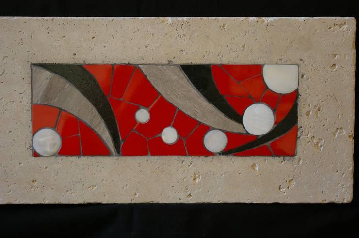 dallages décoratif:  de style  par CREDEMO (CREation DEcoration MOsaique