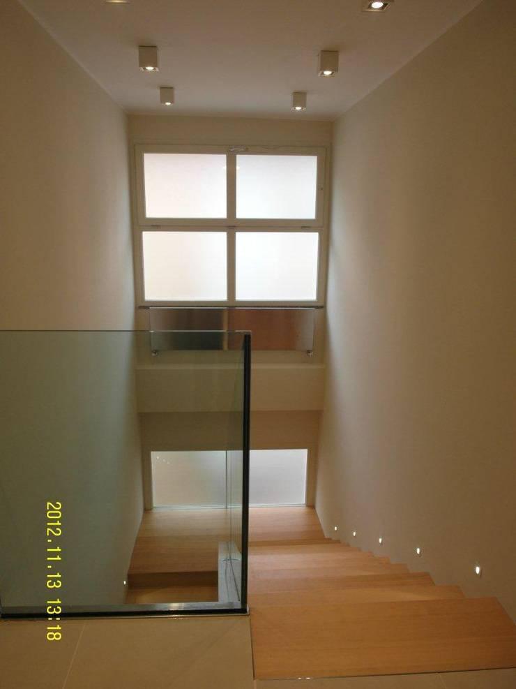 scala interna:  in stile  di BGG architettura