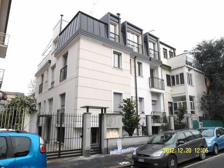 facciata:  in stile  di BGG architettura