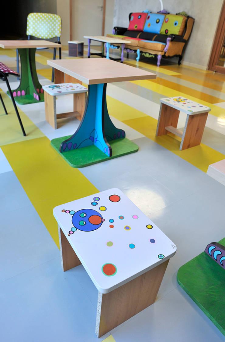 am nagement d 39 espace la ludoth que par atelier d 39 co. Black Bedroom Furniture Sets. Home Design Ideas