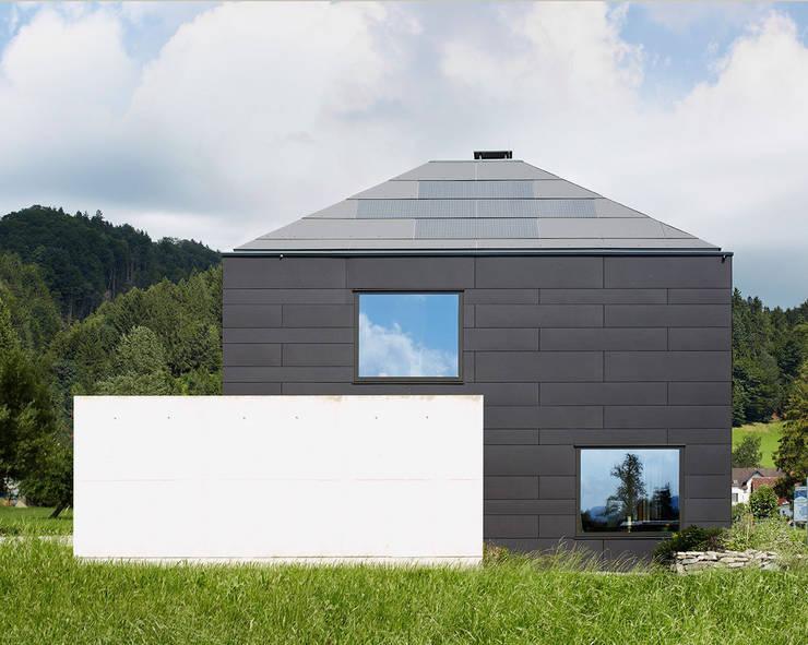 Haus A:   von hammer pfeiffer I architekten