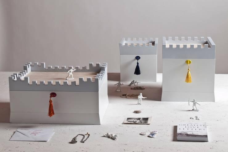 secret boxes:  in stile  di EMANUELE MAGINI designer