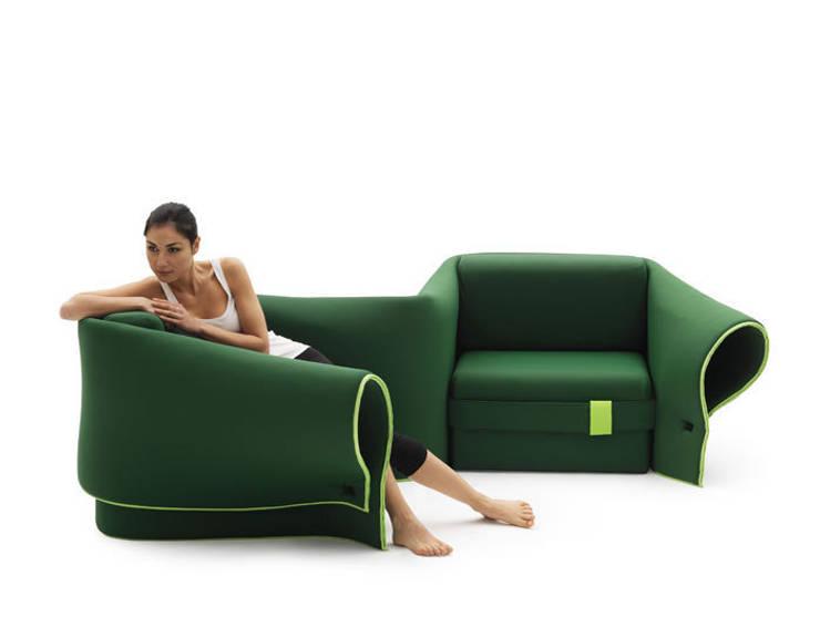 Salon de style  par EMANUELE MAGINI designer