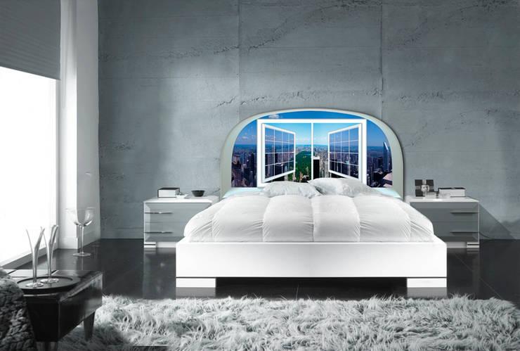 Bedroom by Tapi Sueños