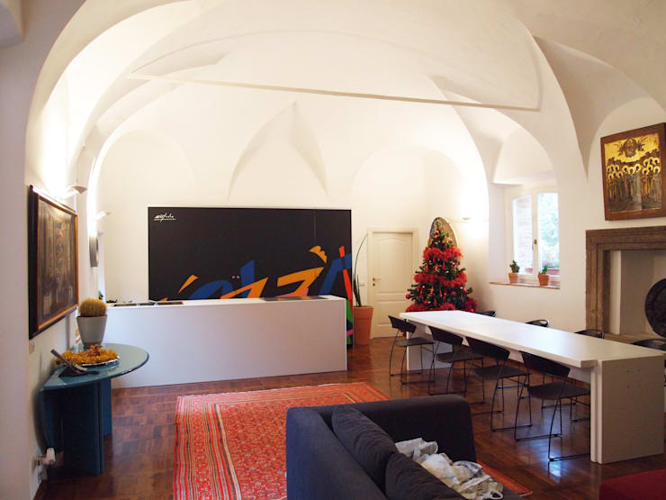 progetto appartamento storico:  in stile  di casa look