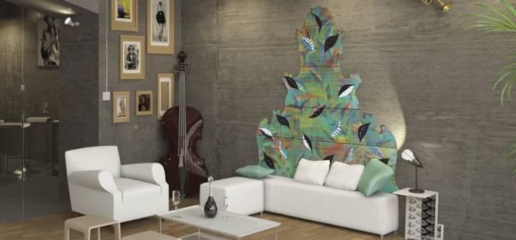 Küpu Arte:  de estilo  de Küpu Muebles Inesperados