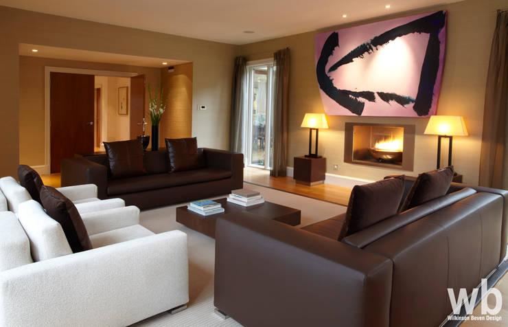 منازل تنفيذ Wilkinson Beven Design