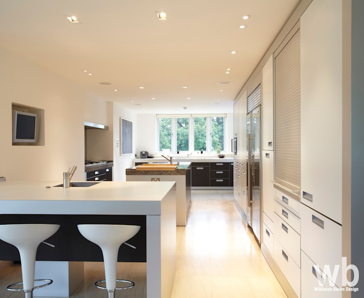 Private Family Home—UK:  Houses by Wilkinson Beven Design