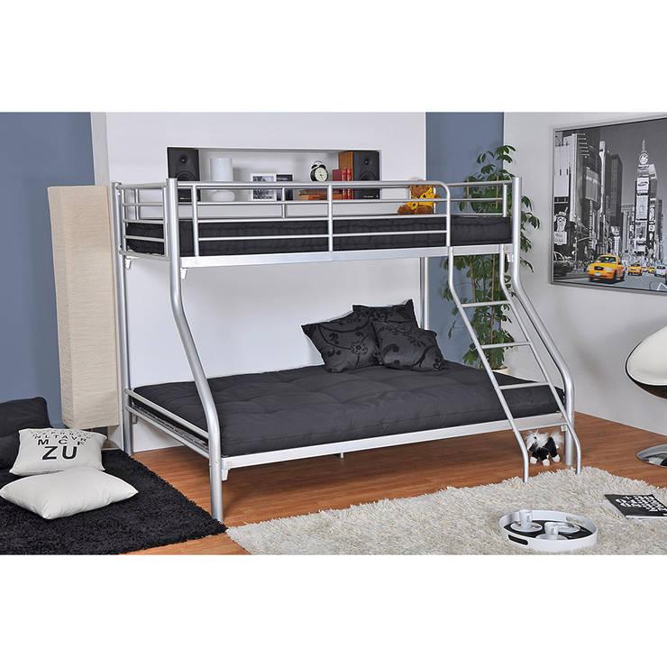 Litera Jorge: Dormitorios de estilo  de Mueblix