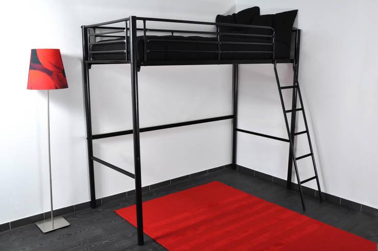 Nuevas Literas: Dormitorios de estilo  de Mueblix