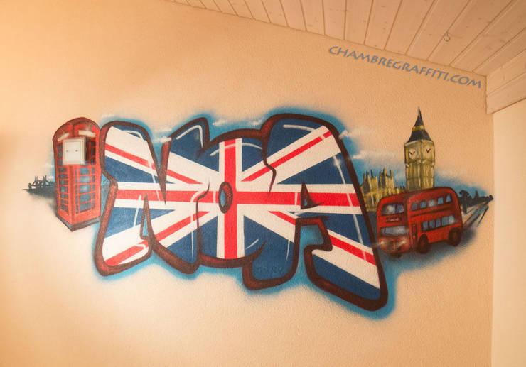 NOA LONDON:  de style  par BAROGRAFF