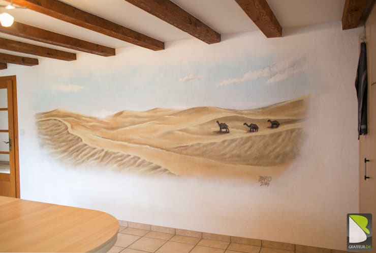 Desert en Cuisine:  de style  par BAROGRAFF