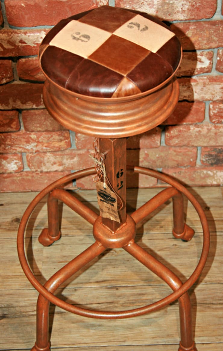 Modelo-BRUTUS:  de estilo  de muebles radio vintage