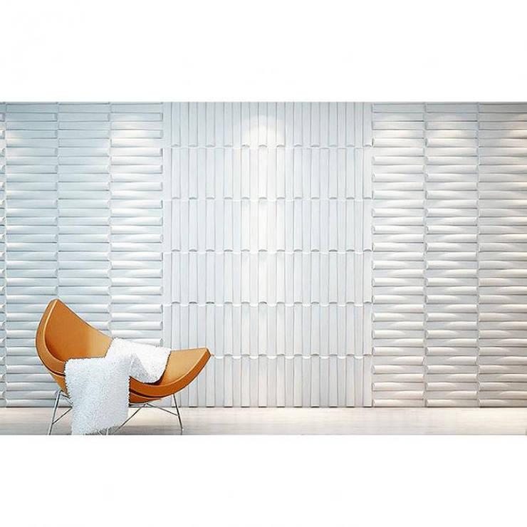 WallFlat Seesaw: Salon de style de style Moderne par Art Unic