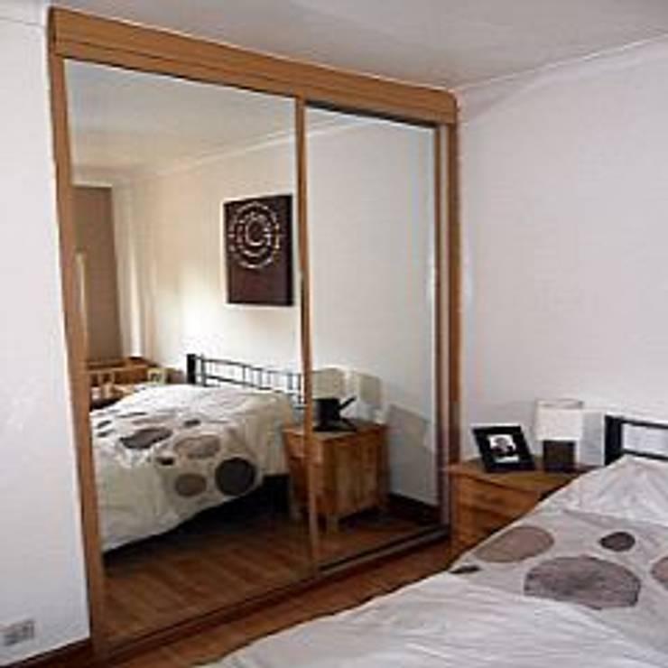 Mirror Sliding Doors By Wardrobe Design Online Homify