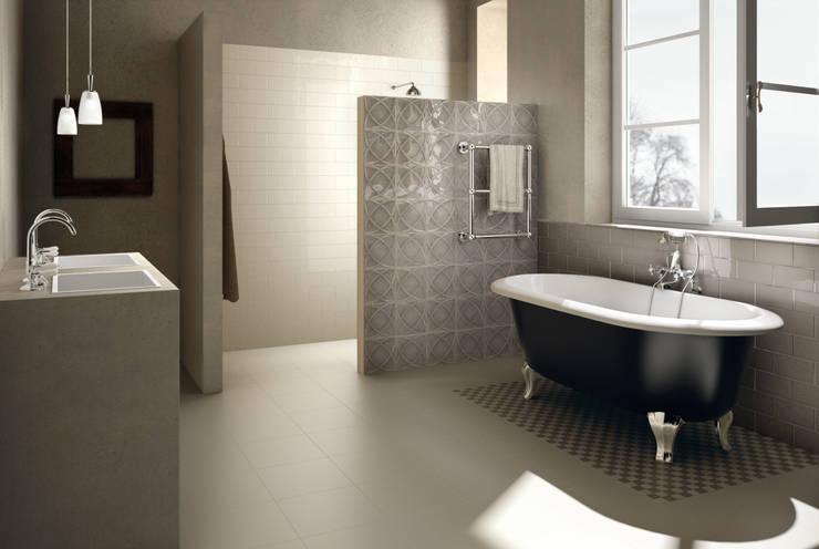 VINTAGE: Bagno in stile  di Ceramiche Grazia,