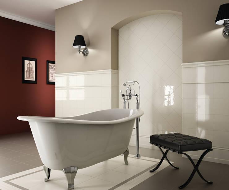 Baños de estilo clásico por Ceramiche Grazia