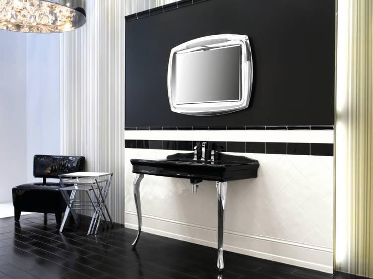 Salle de bain de style de style Classique par Ceramiche Grazia