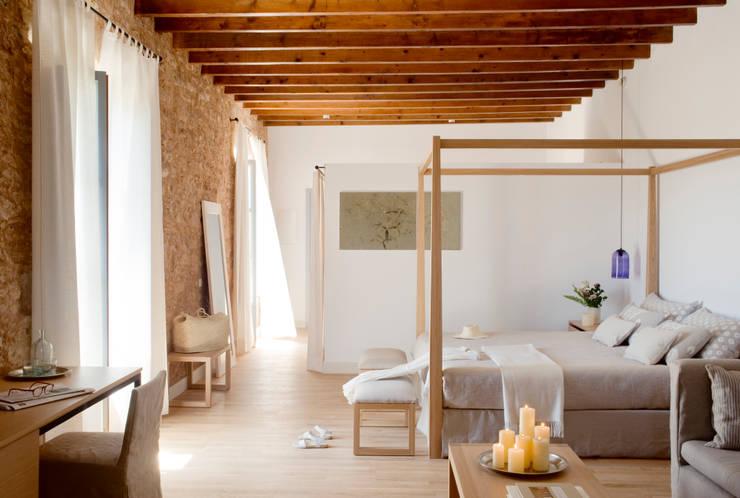 Hoteles de estilo  por margarotger interiorisme