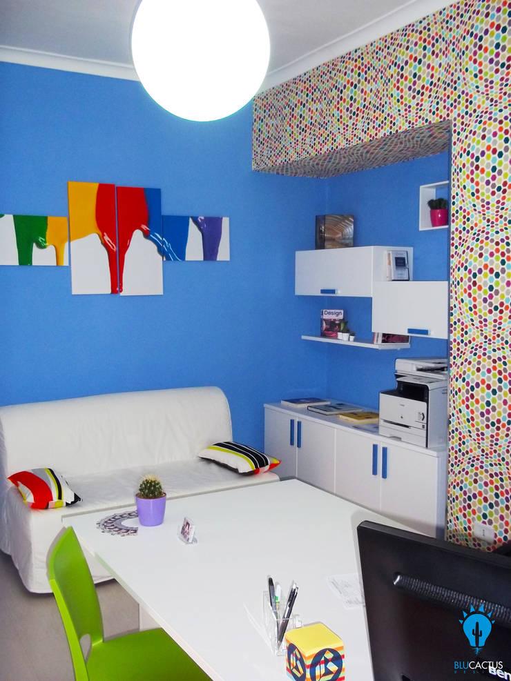 BluCACTUS design-Studio: Studio in stile  di blucactus design Studio