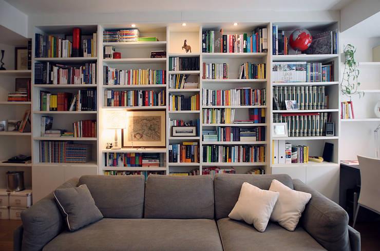 Libreria Sopra Letto : Dove posizionare la libreria