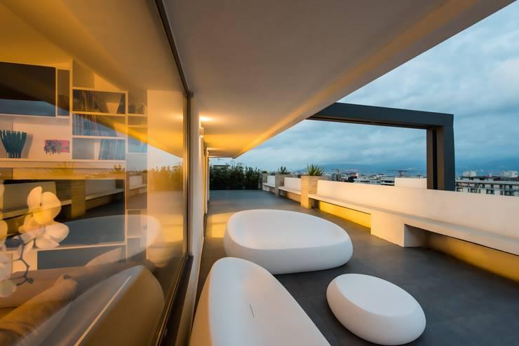 Terrace by Mobilificio Marchese