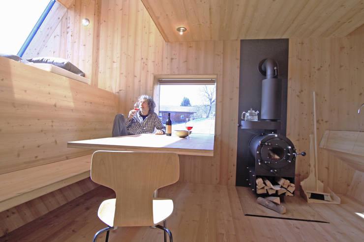 Столовые комнаты в . Автор – Aberjung Design Agency