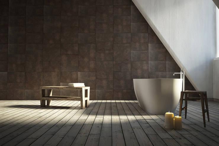 eclectic Bathroom by Lapèlle Design