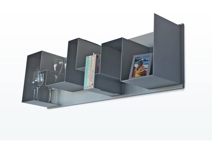 Projekty,  Salon zaprojektowane przez Radius Design