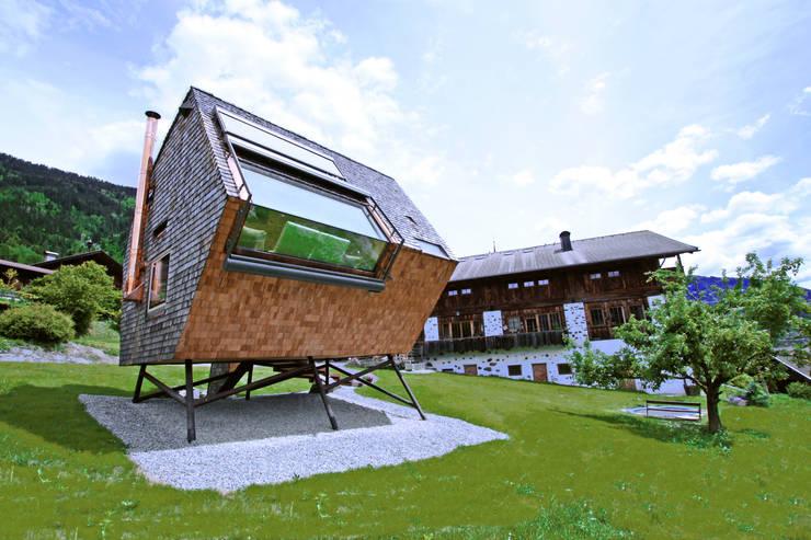 Дома в . Автор – Aberjung Design Agency