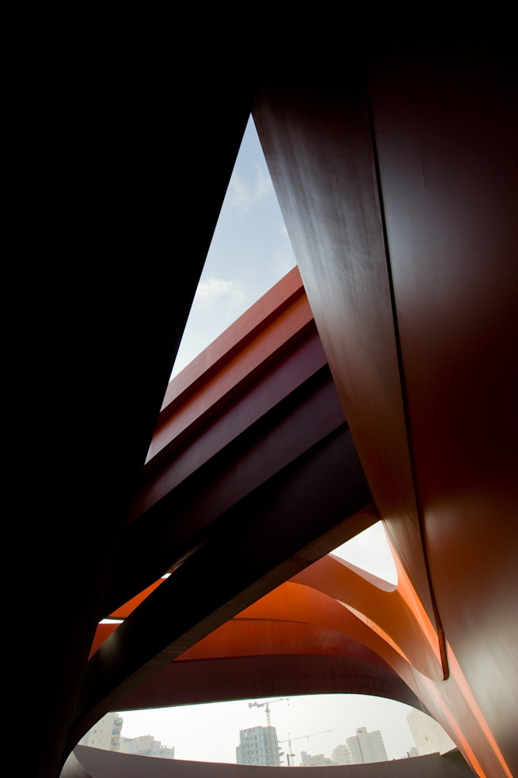 DMH Entrance:  Museums by Ron Arad Architects