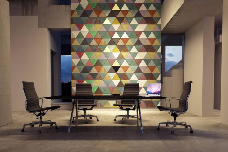 Lapèlle Design:  tarz Çalışma Odası