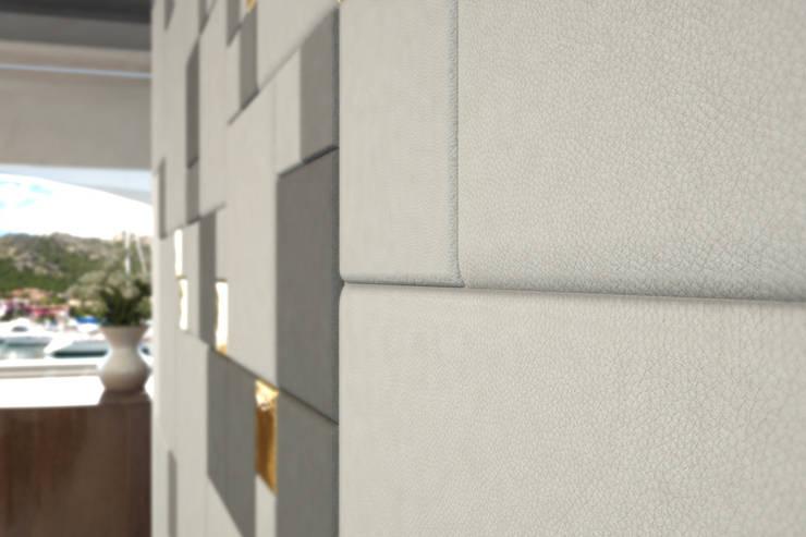 Lapèlle Design의  벽 & 바닥