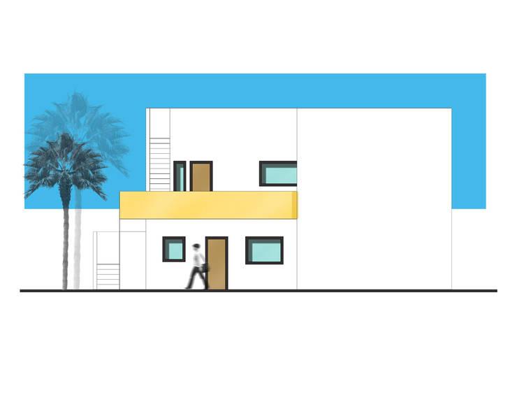 de estilo  por 21 Arquitectura, Moderno