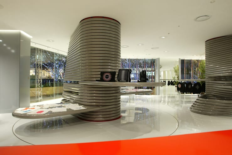 Y's:  Shopping Centres by Ron Arad Architects