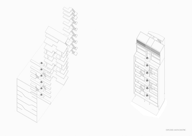 Plot #183:   by Bernard Khoury / DW5