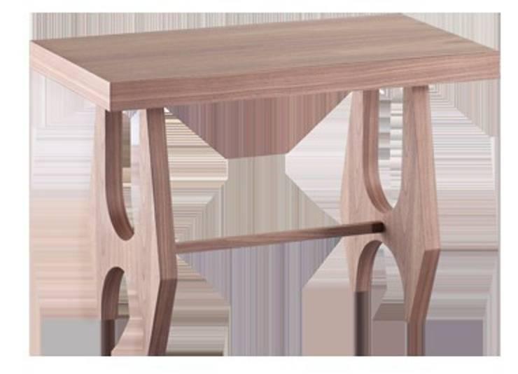 Table basse Brasilia: Cuisine de style de style Moderne par Azea