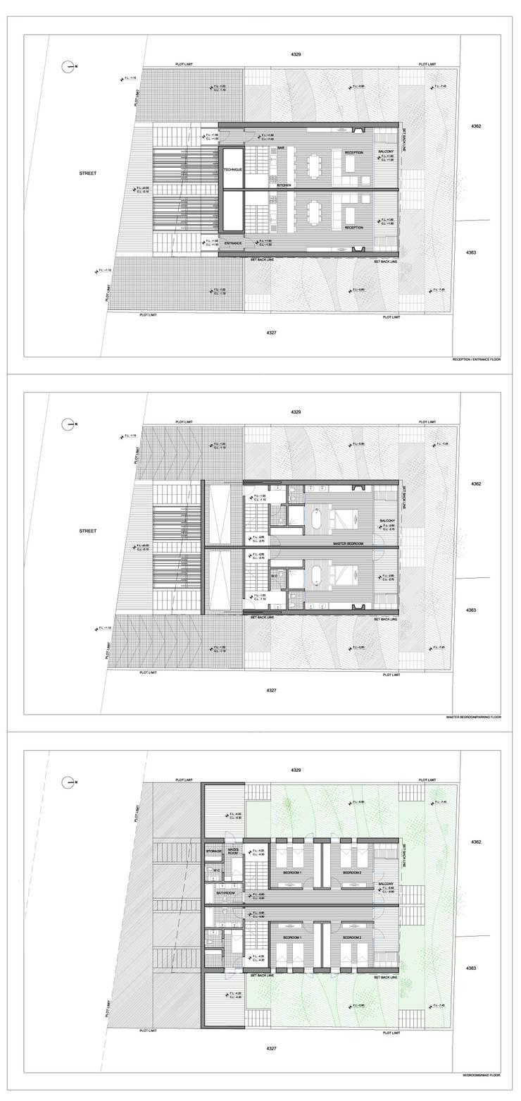 Plot #4328:   by Bernard Khoury / DW5
