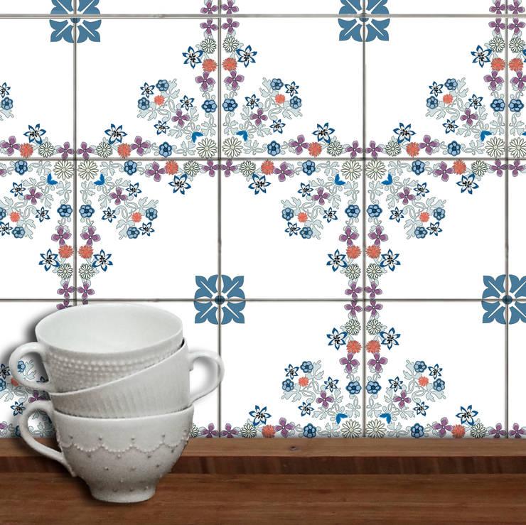 Murs & Sols de style de style Scandinave par WandAkzente